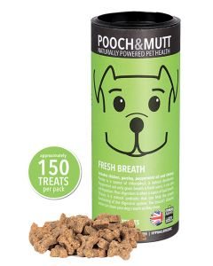 Fresh Breath Dog Treats 125g