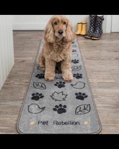 Dog Runner Floor Mat - Country Walk