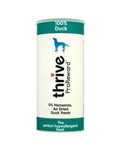 Thrive ProReward 100% Duck Dog Treats 500g Maxi Tube