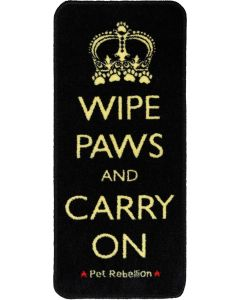 Stop Muddy Paws - Wipe Paws & Carry On