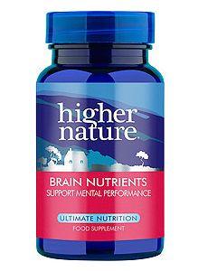 Brain Nutrients Food for the Brain
