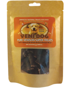 Veni-Dog Pure Venison Super Treats 100g