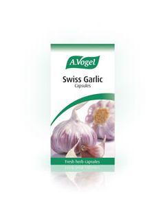 Swiss Garlic Capsules