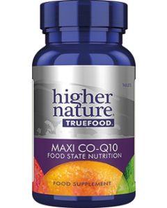 True Food ® Maxi Q10  30 Vegan Capsules