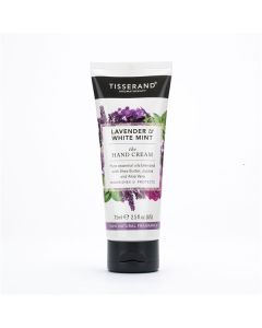 Lavender & White Mint Hand Cream 75ml