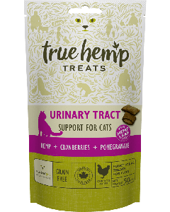 True Hemp Urinary Tract Support for Cats 50g
