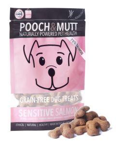 Sensitive Salmon Grain-Free Dog Treats 8 x 80g
