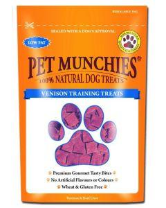 Pet Munchies Venison Training Treats 50g