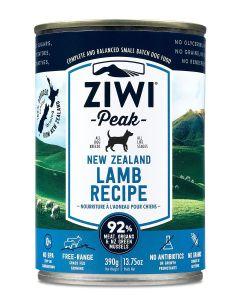 Ziwi Peak Moist Lamb For Dogs 390g
