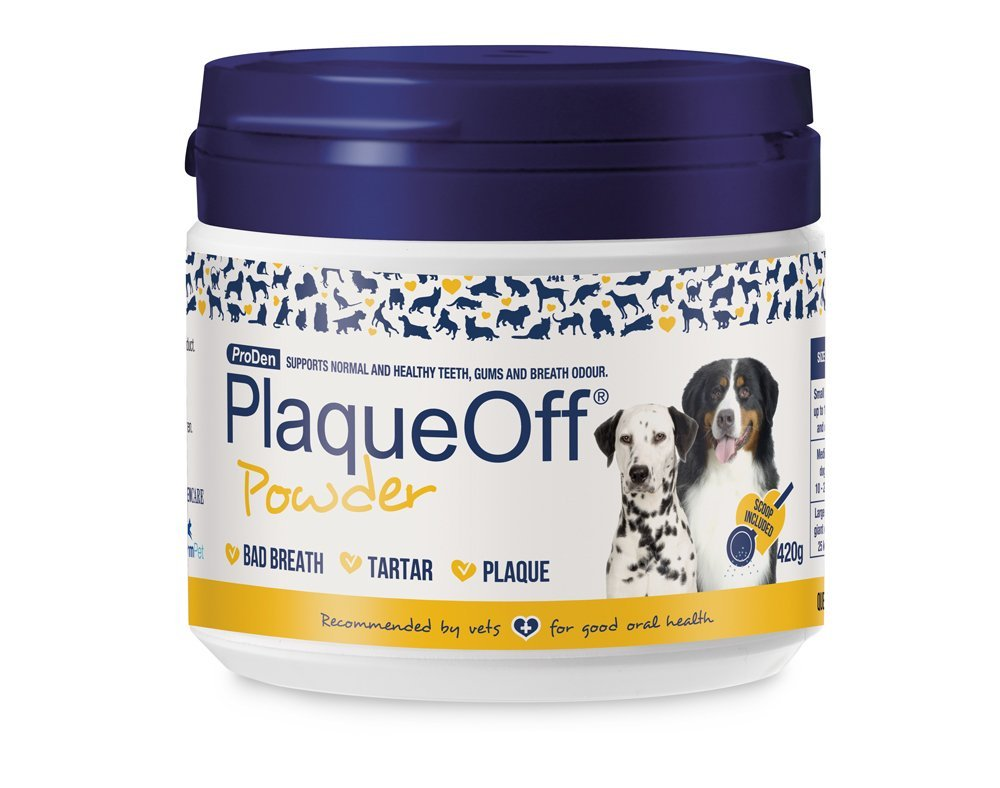 Plaqueoff Animal 420g Tartar Amp Plaque Removal Dog Cat